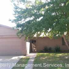 Rental info for 4609 South Cypress Ave in the Bixby area
