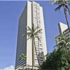 Rental info for 445 Seaside Avenue, #808 in the Waikiki area