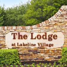 Rental info for The Lodge at Lakeline Village