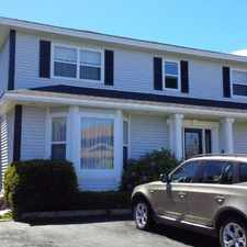 Rental info for Executive East End Fully Furnished Home