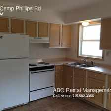 Rental info for 5306 Camp Phillips Rd