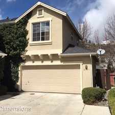 Rental info for 2141 Soldier Pass Ct. in the Silverado Ranch Estates area