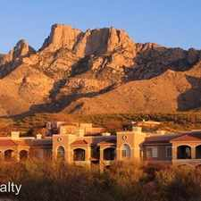 Rental info for 1500 E. Pusch Wilderness Dr. #5203 - 2 in the Oro Valley area