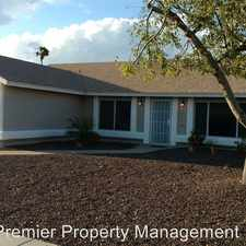 Rental info for 8510 W. Sweetwater Ave.