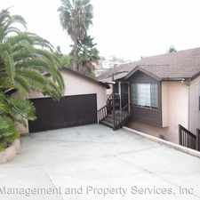 Rental info for 9419 Eucalyptus Street in the Spring Valley area