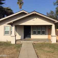 Rental info for 2901 E. Olive Ave.