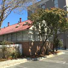 Rental info for 67 Legare Street Carriage House #1