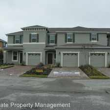 Rental info for 136 Masters Lane