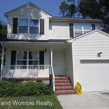 Rental info for 4103 2nd Street in the South Norfolk area