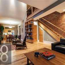 Rental info for 1719 Pearl Street in the Denver area
