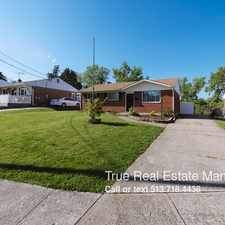 Rental info for 4314 St Dominic Drive in the Riverside area