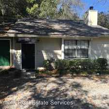 Rental info for 1816 High Ct in the Tallahassee area