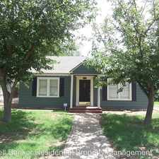 Rental info for 2305 27th Street - Front