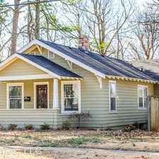 Rental info for 315 S Florence in the Springfield area