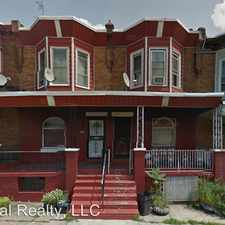 Rental info for 3305 N. 22ND STREET in the Allegheny West area