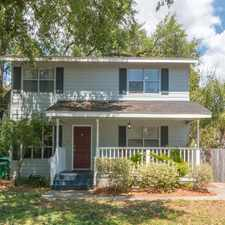Rental info for Charming 3 Bedroom Bungalow in Virginia Park! in the Tampa area