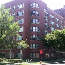 Rental info for 6900 South South Shore Drive in the Chicago area
