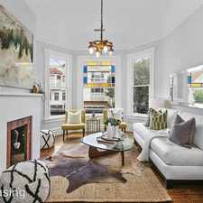 Rental info for 4143 24th Street - 4143 furnished in the Noe Valley area
