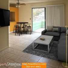 Rental info for 12130 E. Kepner Place in the Aurora Hills area