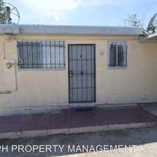 Rental info for 124 Pico Way # B in the Downtown area
