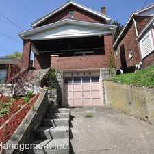 Rental info for 3028 Elroy Ave in the Carrick area