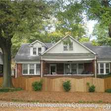 Rental info for 212-B S Laurel Avenue in the Eastover area