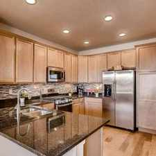 Rental info for $4250 3 bedroom Townhouse in Arapahoe County Englewood in the Aurora area