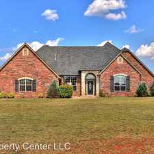 Rental info for 1214 Rocky Top Circle in the Oklahoma City area
