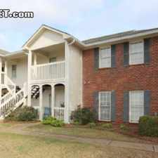 Rental info for One Bedroom In Montgomery County