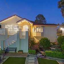 Rental info for CITY AND MOUNTAIN VIEWS - ASCOT STATE SCHOOL CATCHMENT in the Clayfield area