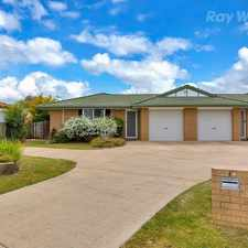 Rental info for Immaculately presented in the Moggill area