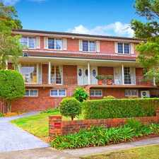 Rental info for Great Family Home with Pool in the Sydney area