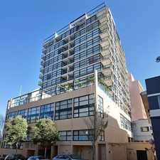 Rental info for The Marbury - One Bedroom Apartment with Parking in the Sydney area