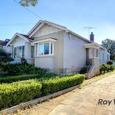 Rental info for 3 Bedroom Family Home in the Bexley area