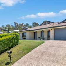 Rental info for PEACEFUL, PRIVATE...PERFECTION in the Ormeau Hills area