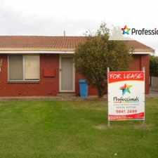 Rental info for Affordable and Easy Care in the Orana area
