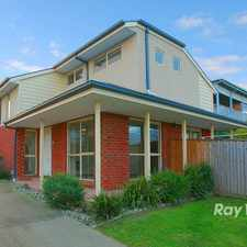Rental info for Beauty & Location! in the Melbourne area
