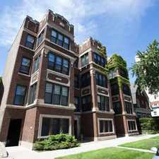 Rental info for 5128-5132 S. Cornell Avenue