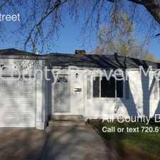 Rental info for 800 Perry Street in the Villa Park area