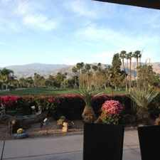 Rental info for Save Money With Your New Home - Rancho Mirage in the Rancho Mirage area