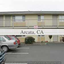 Rental info for Two Bedroom Apartment Near HSU And The Arcata P...