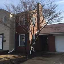 Rental info for Attractive 4 Bed, 3 Bath in the Lincoln Park area