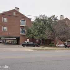 Rental info for 106 E 30th Unit #301 in the Austin area
