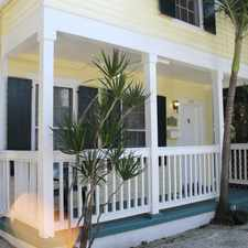Rental info for At Home In Key West, Inc in the Key West area