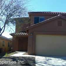 Rental info for 787 W Cholla Crest Dr in the Sahuarita area