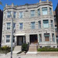 Rental info for 436 E 45th Pl 1 LD in the Bronzeville area