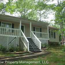 Rental info for 8413 Boones Trail Road - 1