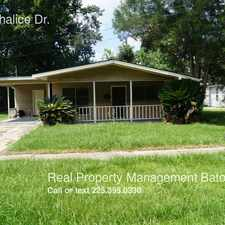 Rental info for 11049 Chalice Dr. in the Baton Rouge area
