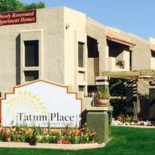Rental info for Tatum Place in the 85032 area