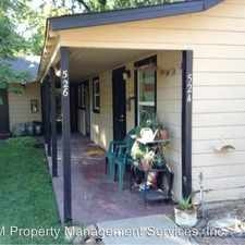 Rental info for 526 W. 12th Street in the Chico area